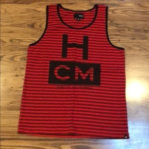 Men's Hurley Tank Size Small